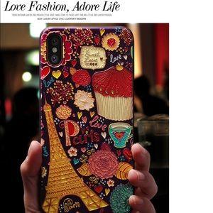 Accessories - Sweet love to Paris Iphone Case 7/8,X/Xs,6plus & 6